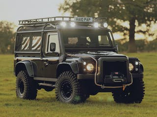 2010 Land Rover Defender 110 Xs Soft Top
