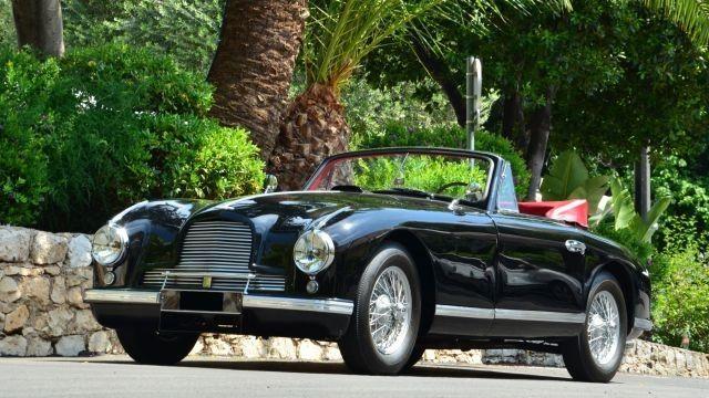 1953 Aston Martin Db2 Cabriolet Classic Com