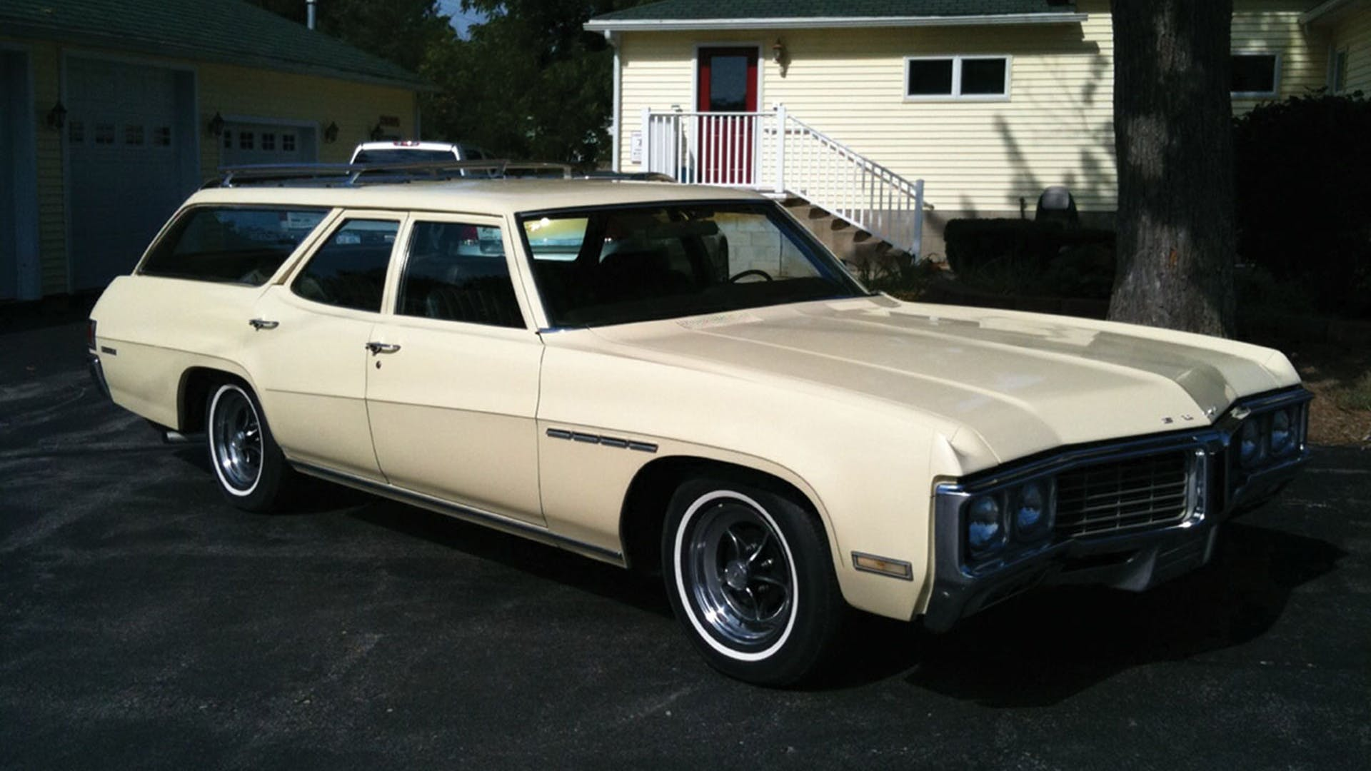 1970 Buick Estate