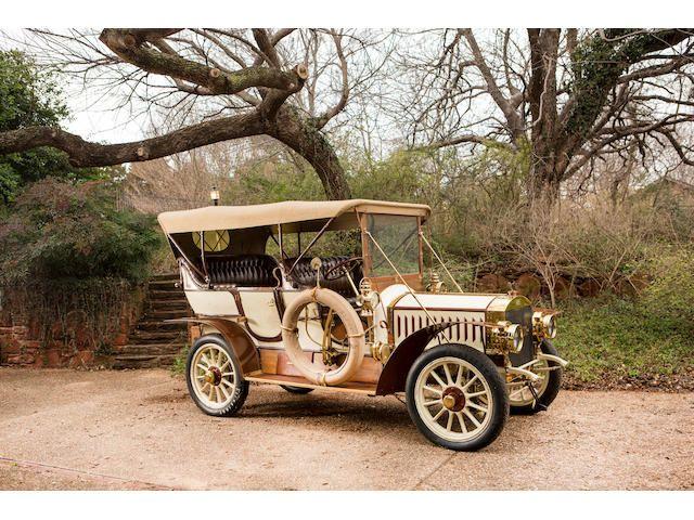 1907 Austin Model LX-T 60HP Seven-Passenger Touring