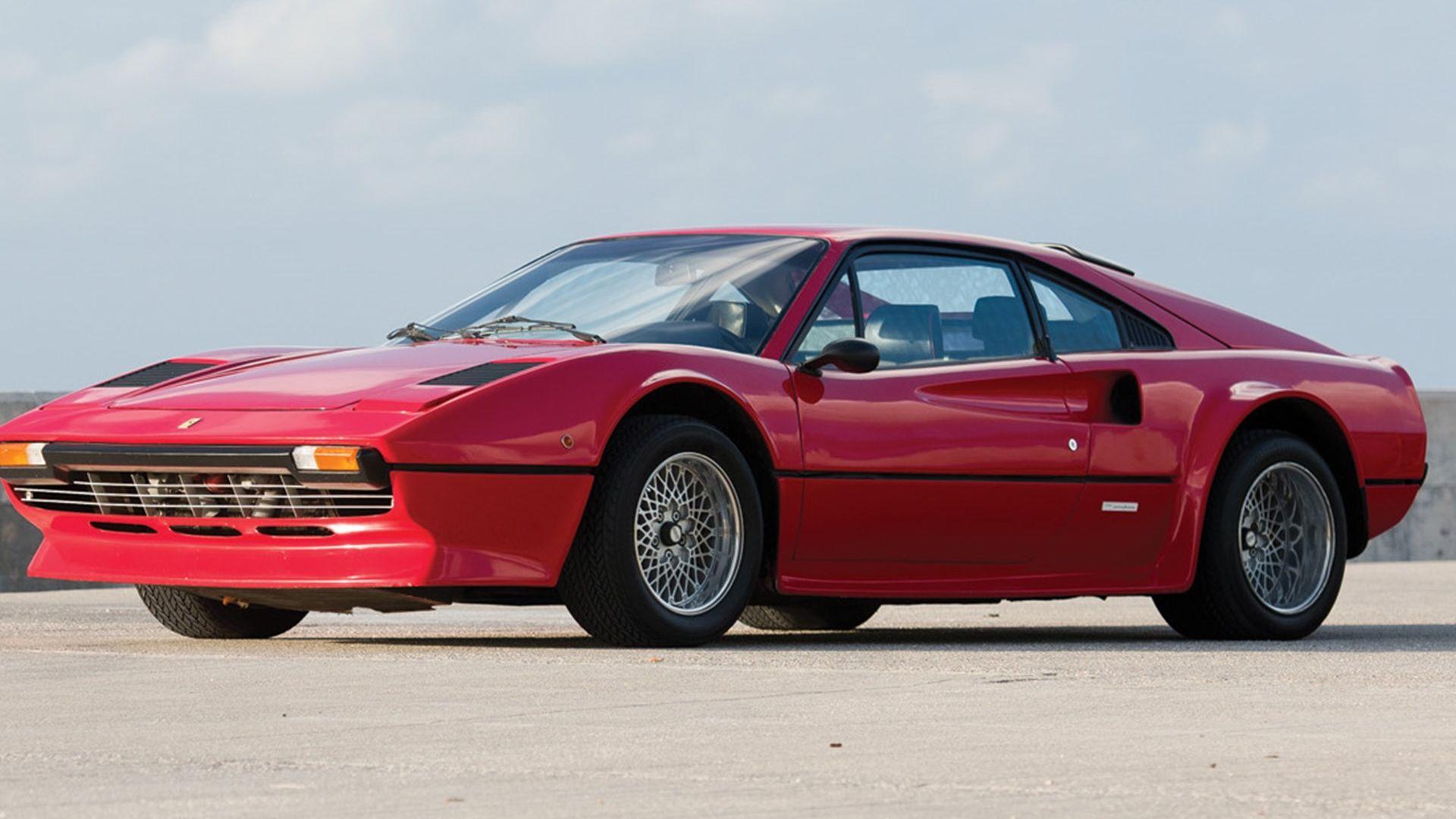1978 Ferrari 308 Gtb Koenig Classic Com