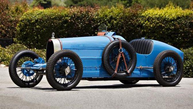 1927 Bugatti Type 37A Grand Prix