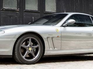1998 Ferrari 550 Maranello Coupé