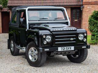 2009 Land Rover Defender 90 Svx Soft Top