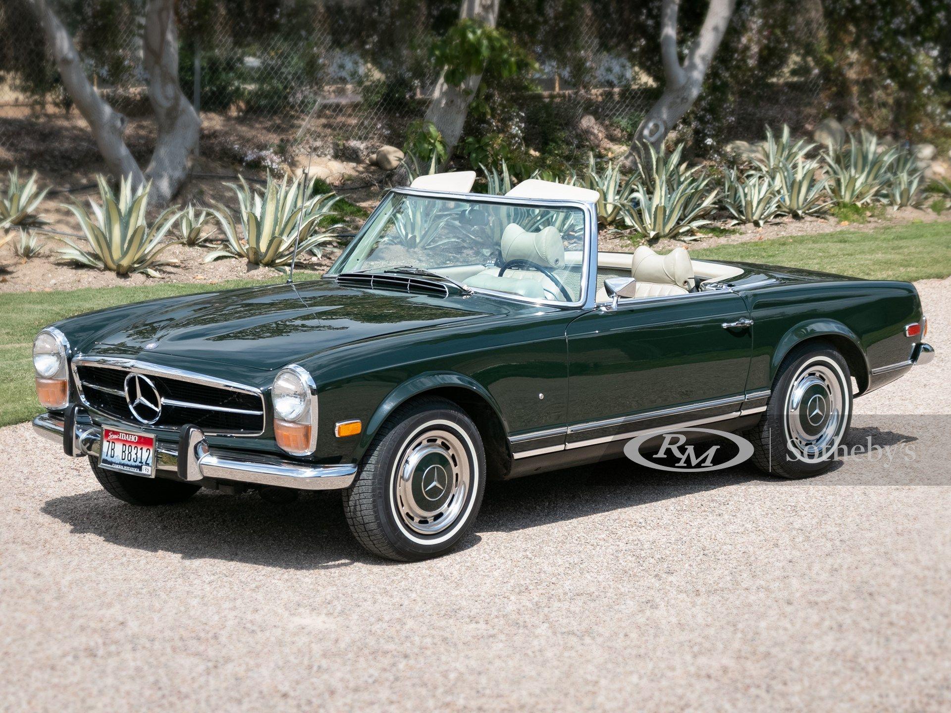 1971 Mercedes-Benz 280 SL 'Pagoda'
