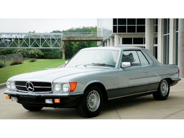 1979 Mercedes Benz Slc 5.0 Lightweight Homologation Coupe