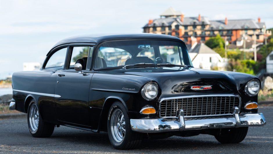 1955 Chevrolet 150 Two-Door Sedan