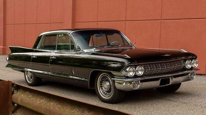 1961 Cadillac Fleetwood Sixty Special