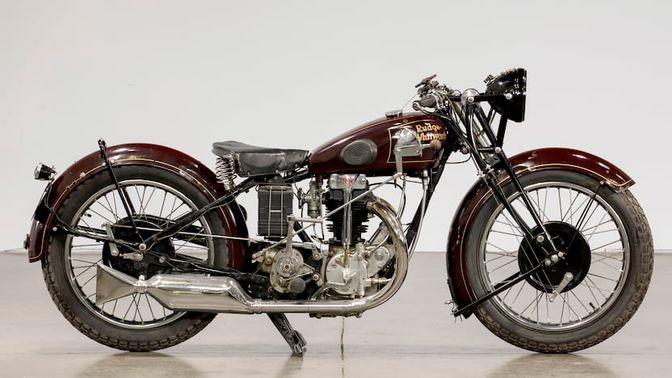 1930 Rudge-Whitworth Special