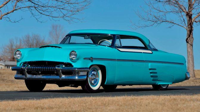 1954 Mercury Monterey Custom