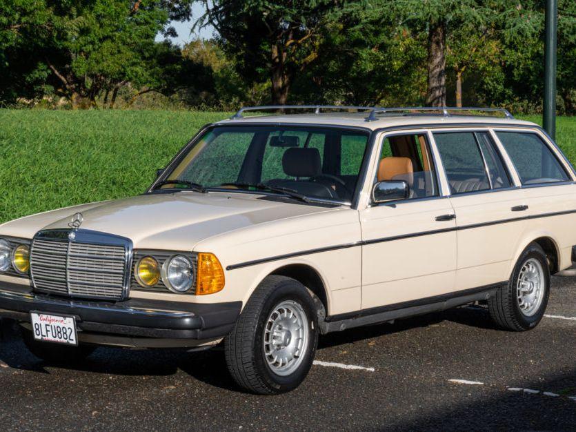 1985 Mercedes-Benz 300TD Turbodiesel