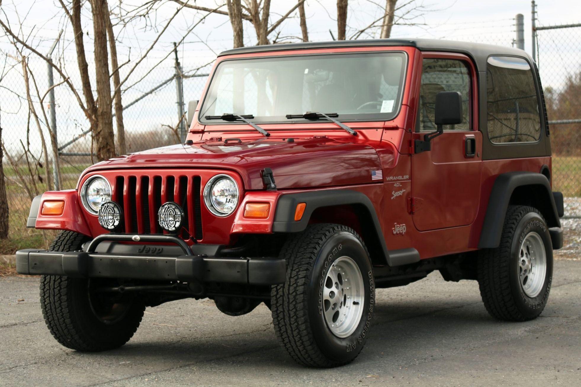 Jeep Wrangler Tj Market Classic Com