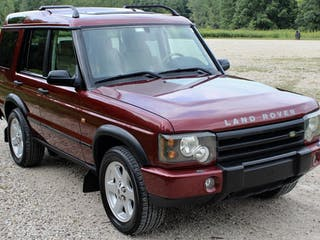 2003 Land Rover Discovery II Hse