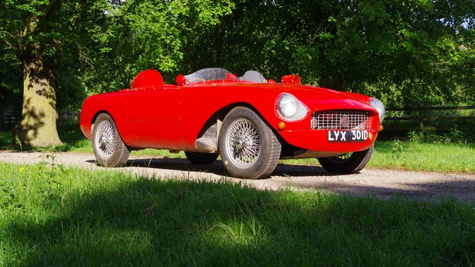 1966 MG MGB Roadster Special