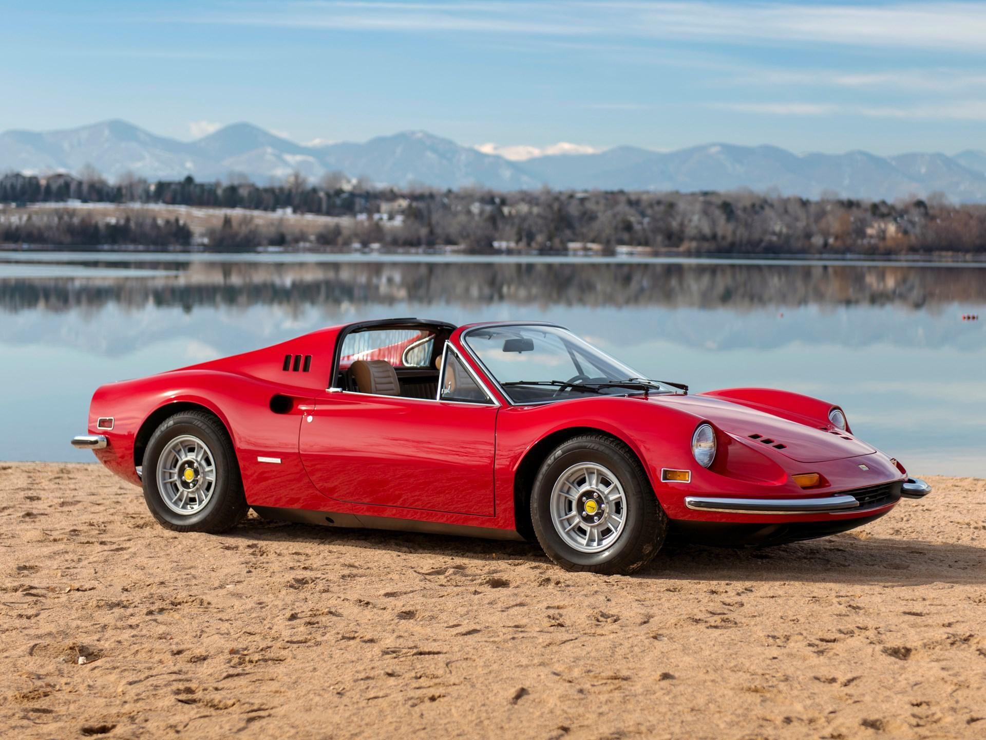 Ferrari Dino 246 Gts Market Classic Com