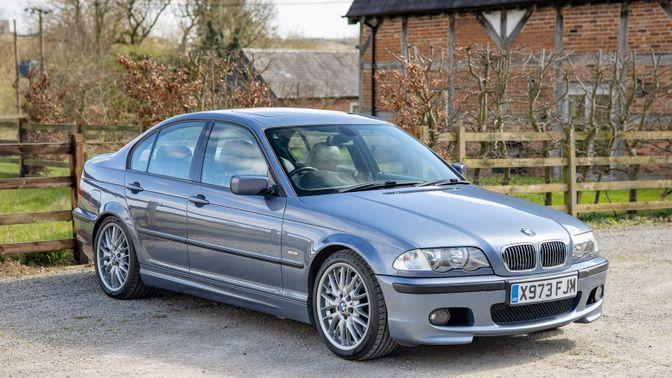 2000 BMW 330i M Sport - Manual