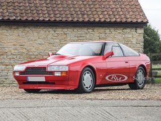 1987 Aston Martin V8 Vantage Zagato Coupé