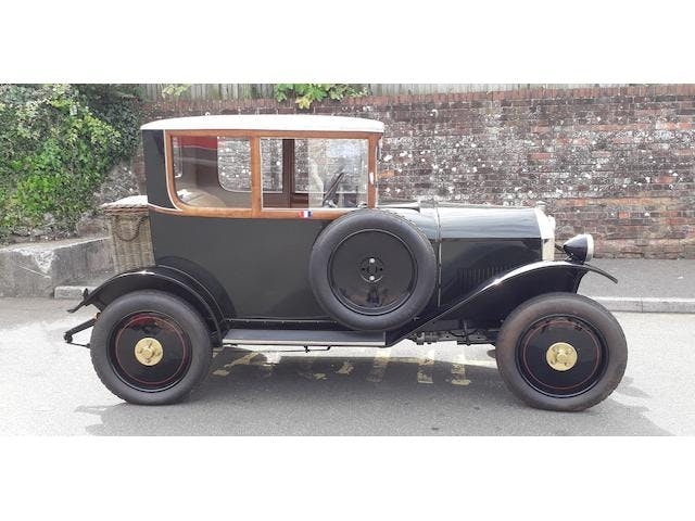 1922 Mathis 8/15CV Coach