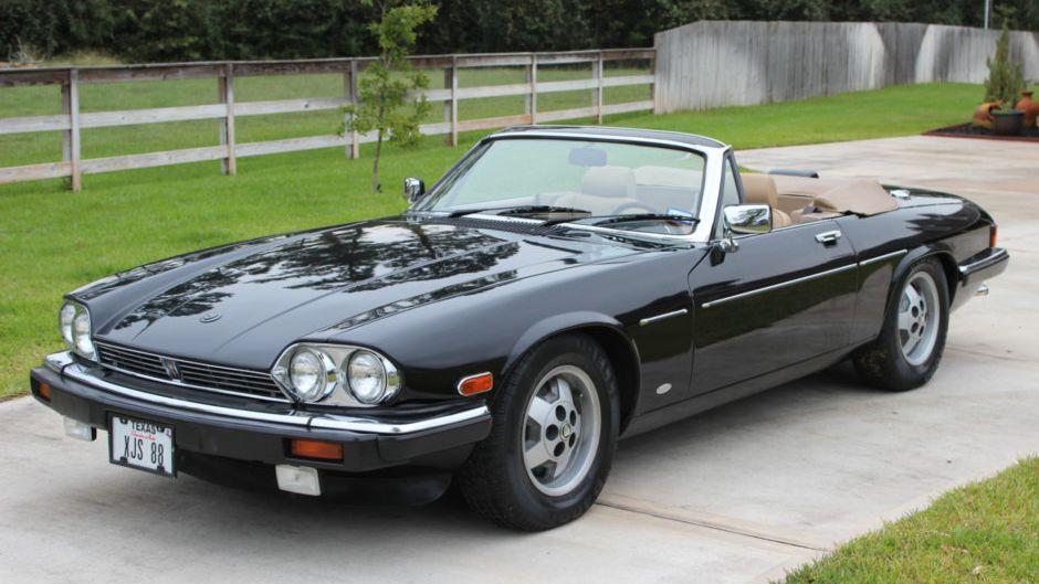1988 Jaguar Xjs Hess & Eisenhardt Convertible VIN ...