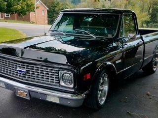 1971 Chevrolet C10 LS3 Sb Pickup
