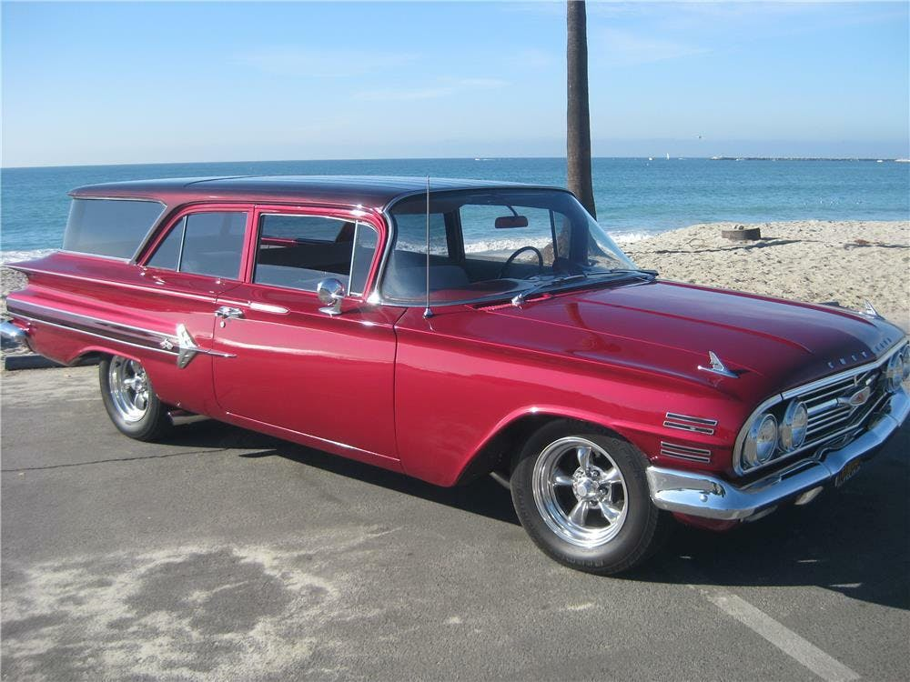 1960 Chevrolet Brookwood Custom