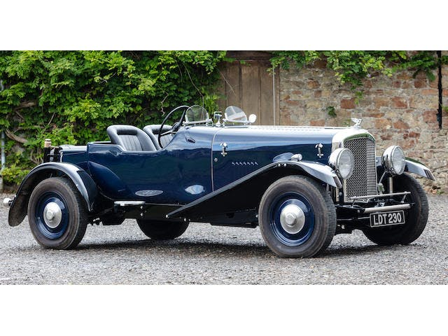 1952 Bentley Mark VI 4½-Litre Sports