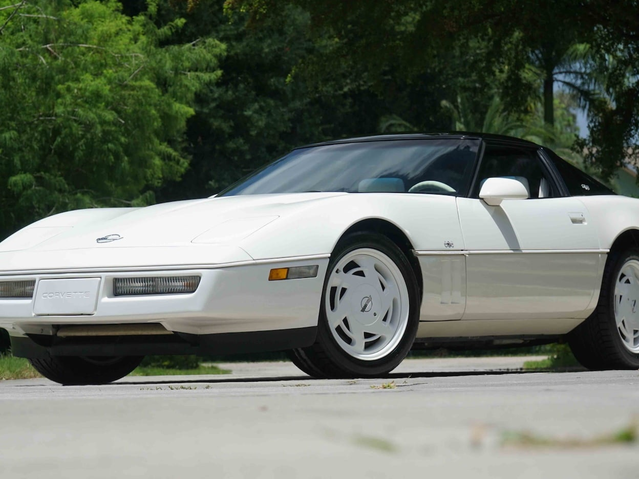 1988 Chevrolet Corvette 35TH Anniversary