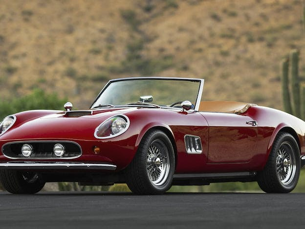 1963 Modena GT Spyder California