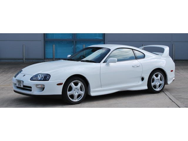 1997 Toyota Supra 3.0-Litre Twin-Turbo Coupé