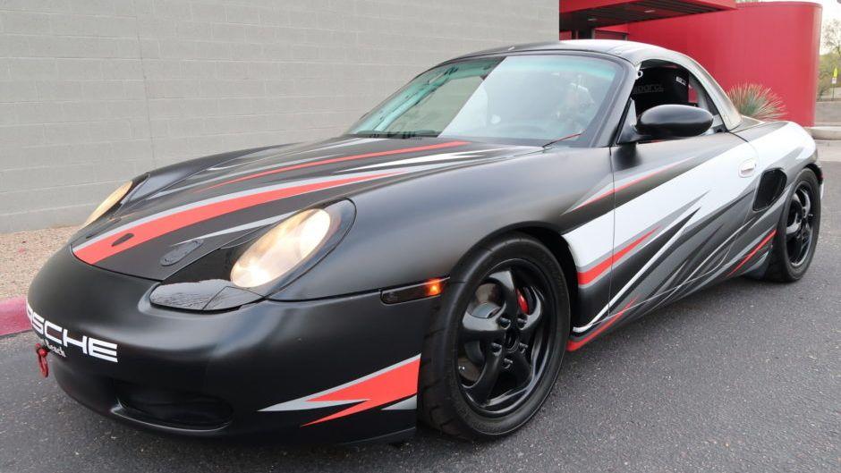1998 Porsche Boxster 5-Speed Track Car