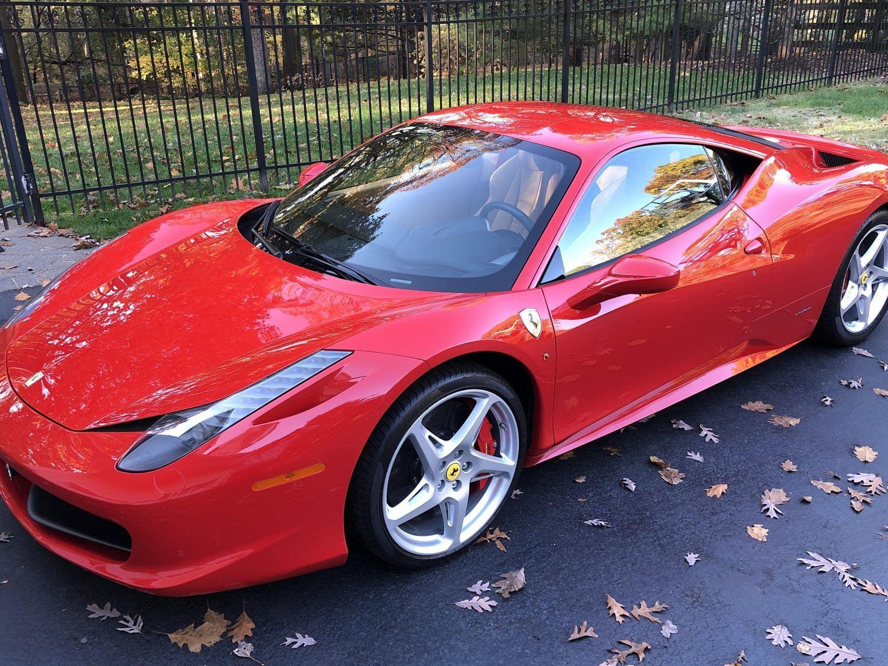Ferrari 458 Italia All Variants Market Classic Com