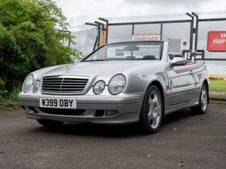 2000 Mercedes-Benz CLK 430