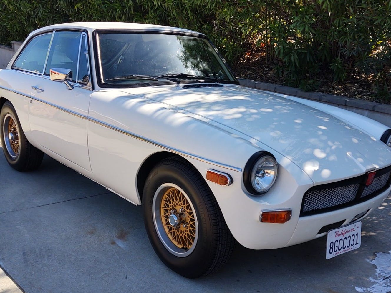 1974 Mgb GT W/ Overdrive