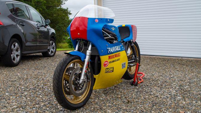 1980 Kawasaki Moriwaki 'Monster' Racer