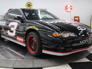 2002 Chevrolet Monte Carlo Rwd Coupe