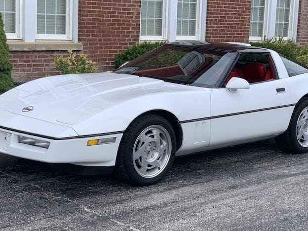 1990 Chevrolet Corvette Coupe