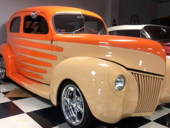 1940 Ford Standard Street Rod