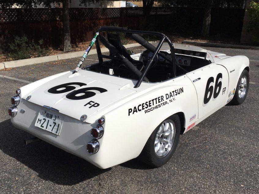 1965 Datsun Fairlady Roadster