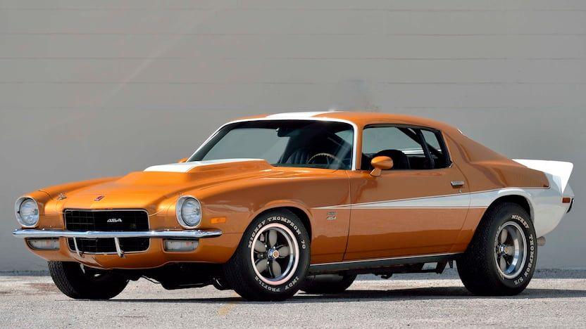 1973 Chevrolet Camaro Baldwin Motion Phase III