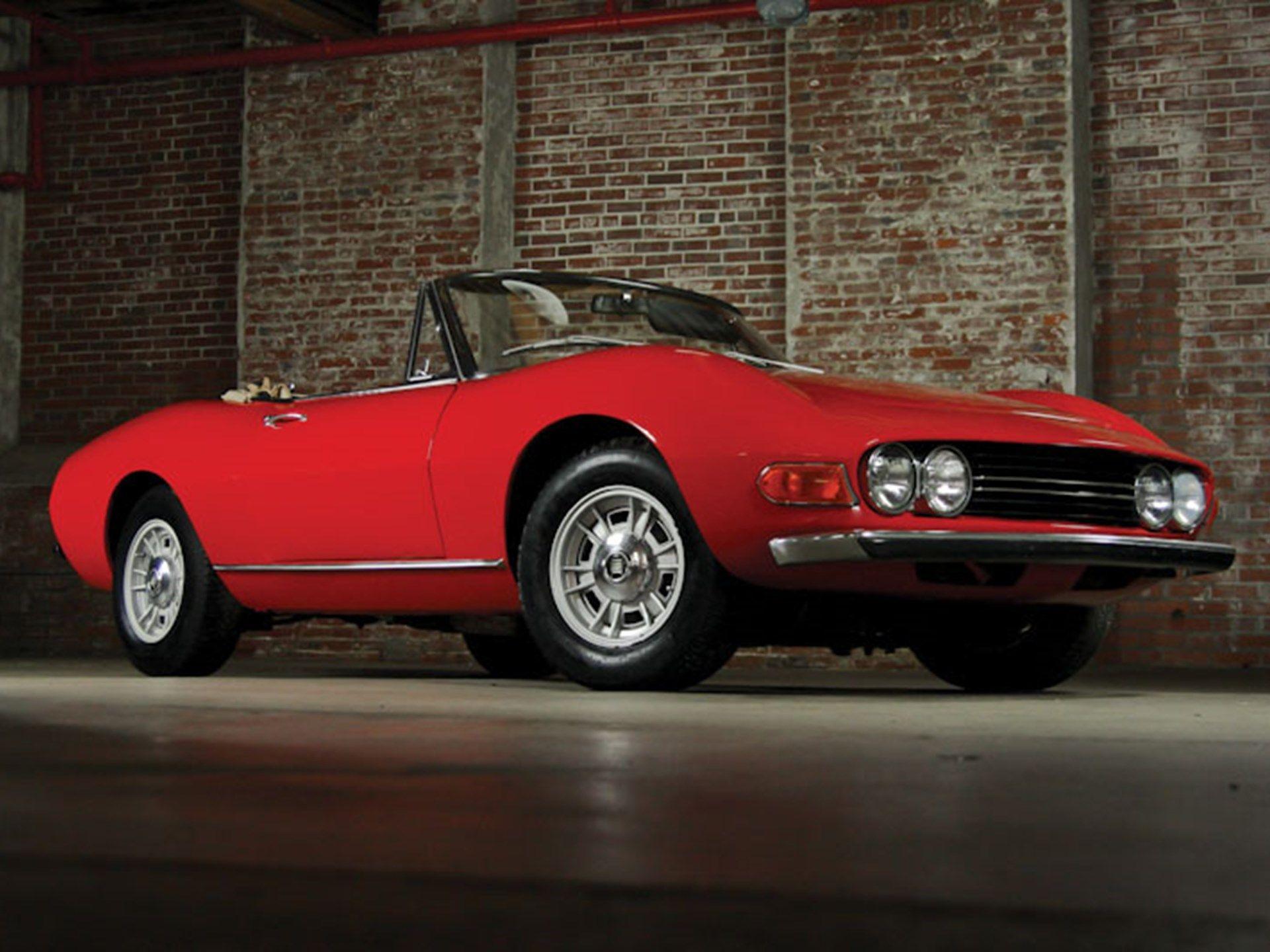1968 Fiat Dino Spider