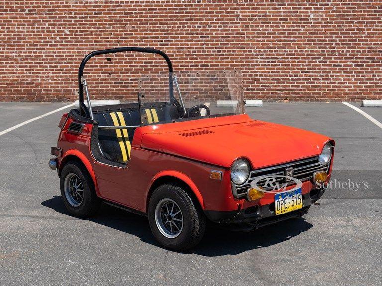 1972 Honda 600 Custom