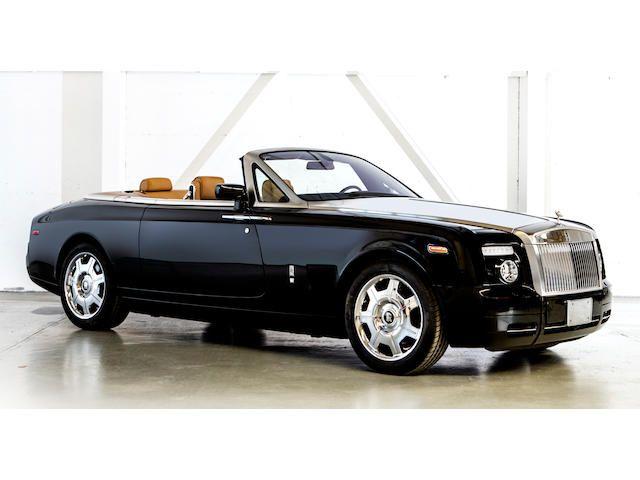 2007  Rolls-Royce  Phantom Drophead Coupé