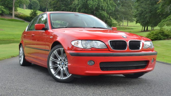 2003 BMW 330i Sedan