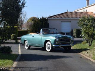 1959 Peugeot 403 Cabriolet