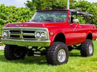 1972 GMC Jimmy 4×4