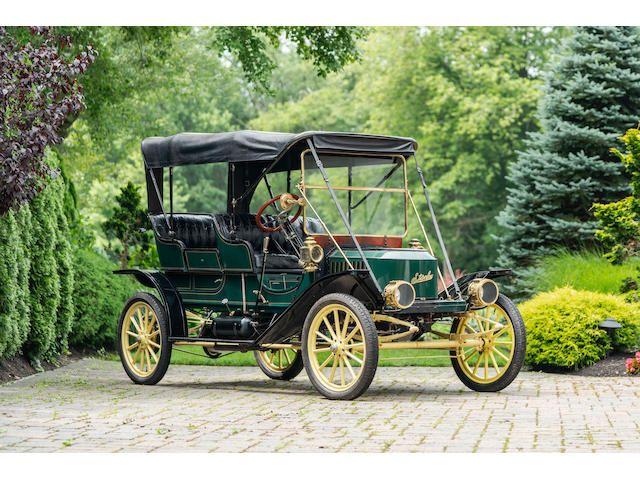 1910 Stanley Steamer 10HP Tourer