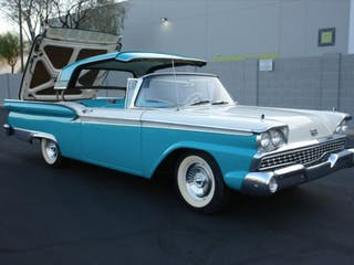 1959 Ford Fairlane Power Hardtop Convertible
