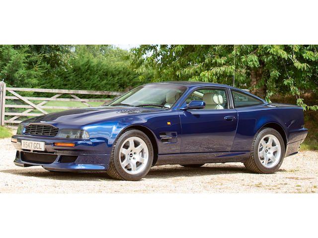 1998 Aston Martin Vantage Coupé