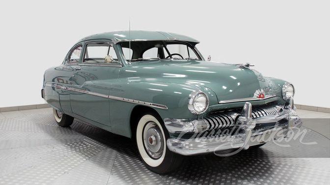 1951 Mercury Club Coupe
