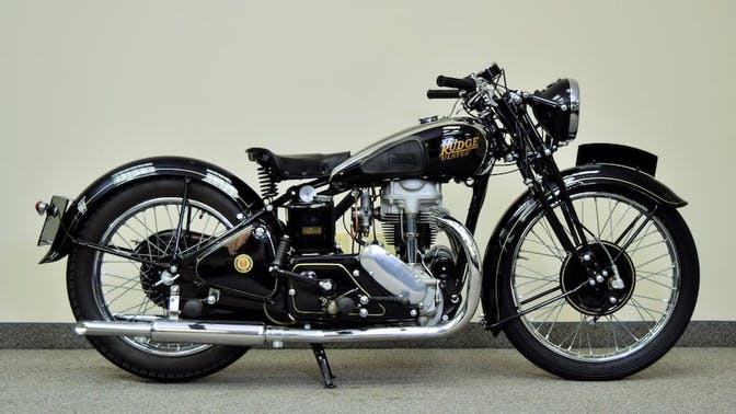1939 Rudge Ulster